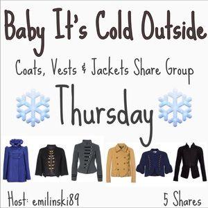 Jackets & Coats - Thursday Jackets Group